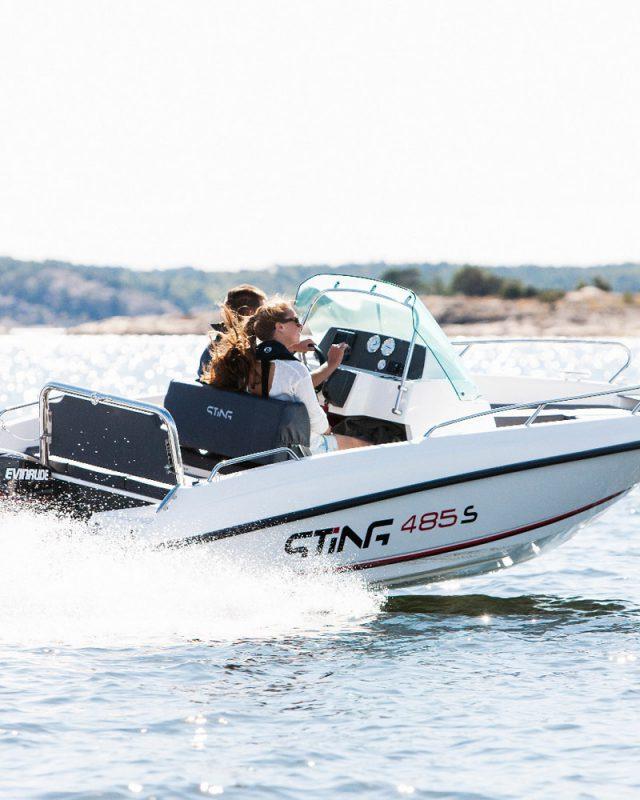Sting 485 S voor de beginnende en ervaren watersporter!