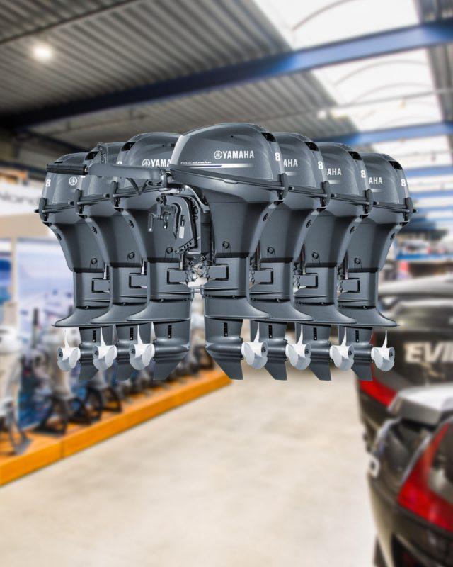 Vaar de toekomst duurzaam tegemoet met Yamaha buitenboordmotoren!