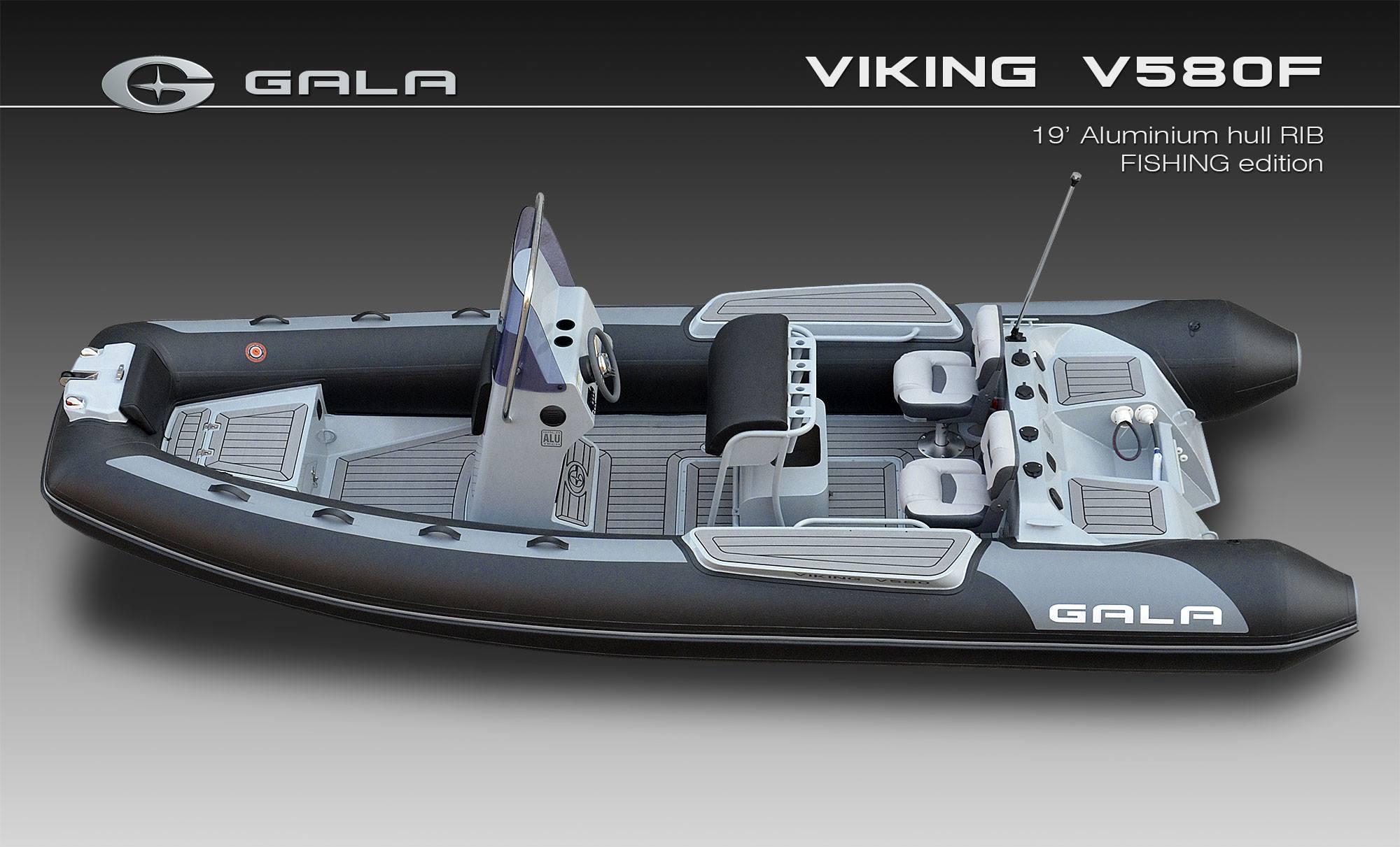 Viking V580-74758