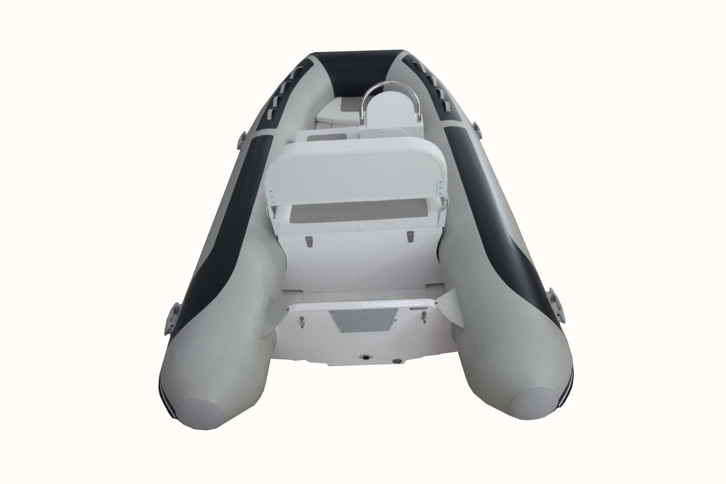 Nimarine MX 360 RIB (met console)-76569