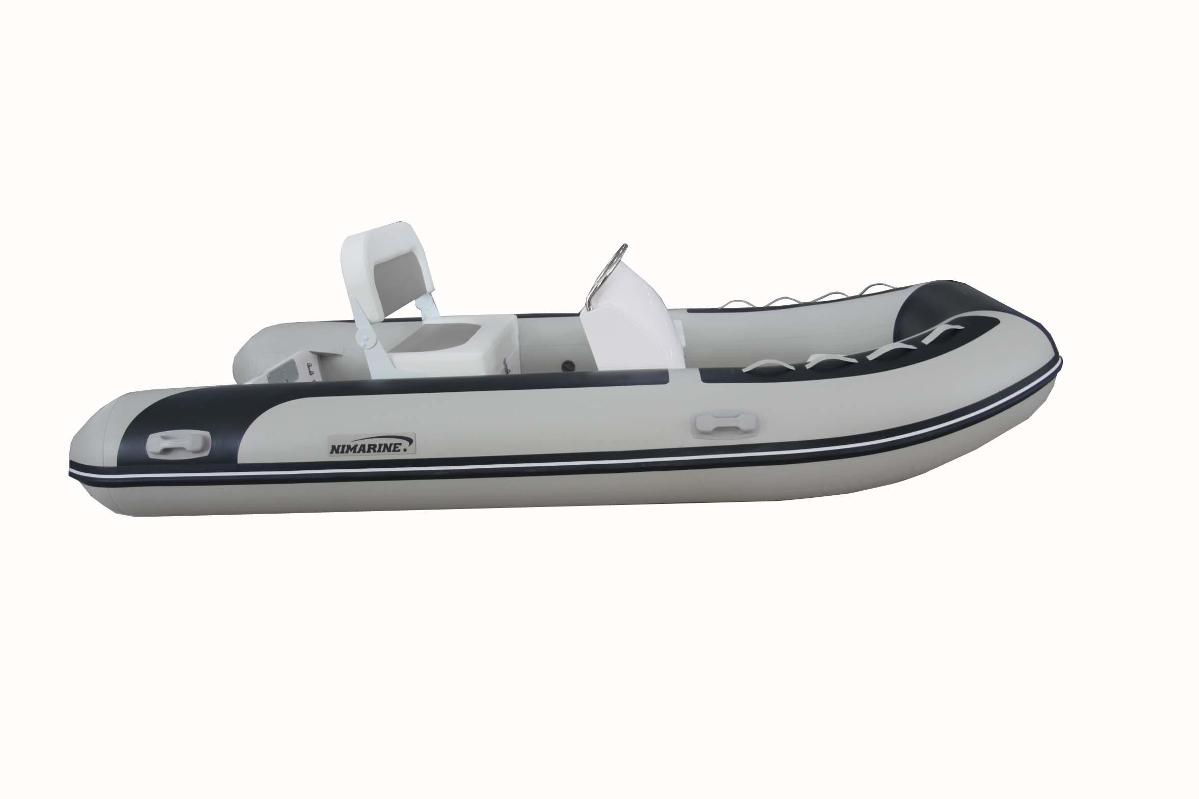 Nimarine MX 360 RIB (met console)-76570