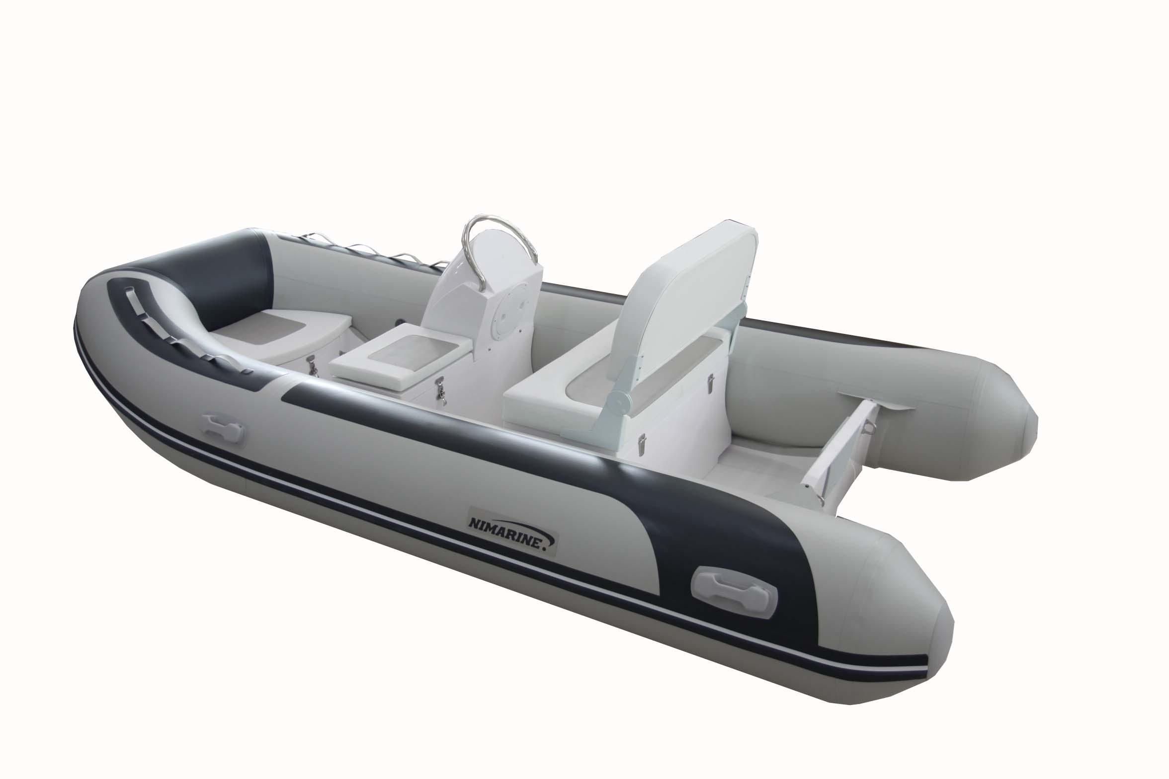 Nimarine MX 360 RIB (met console)-76571