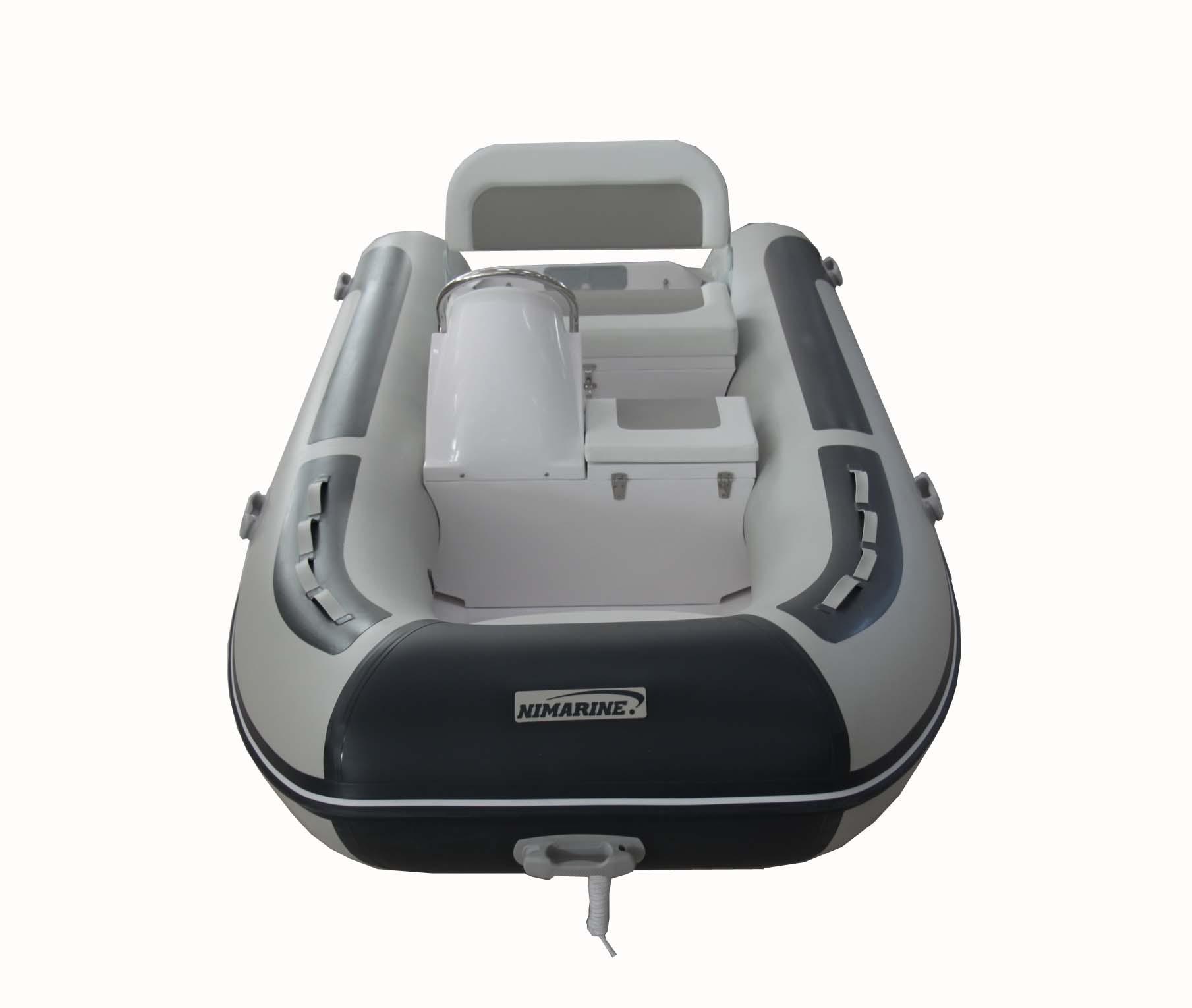 Nimarine MX 360 RIB (met console)-76572